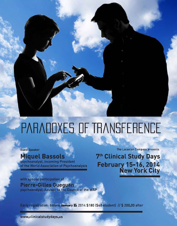 Paradoxes of Transference.